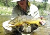 Utah Fly Fishing - Falcon's Ledge Lodge Promo